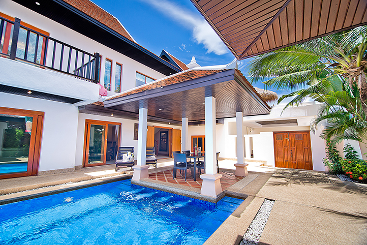 Villa 2 – Private Pool 4 Bedrooms